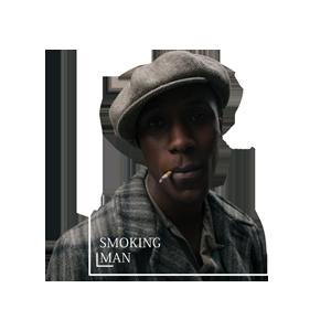 男人 抽烟
