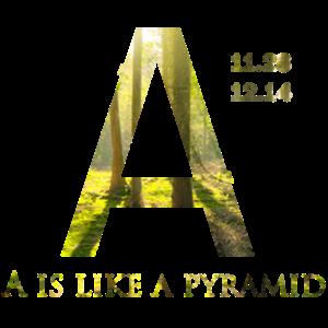 特效字母A