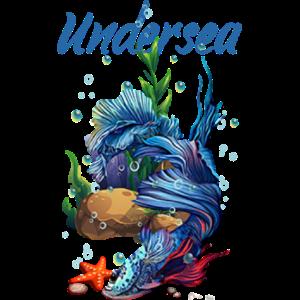 海底世界-鱼